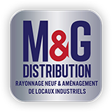 logo M&G Distribution